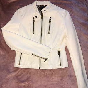 Vegan Leather Bebe Jacket